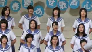 石垣中学校 校内 合唱コンクール2012