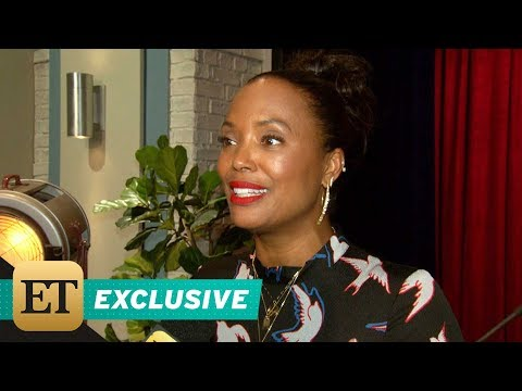 EXCLUSIVE: Aisha Tyler Compares Her Final 'The Talk' Taping to 'Last Day of School Fun'
