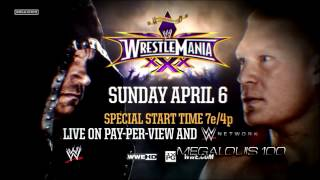 Undertaker vs. Brock Lesnar 2nd Wrestlemania 30 Promo Song -