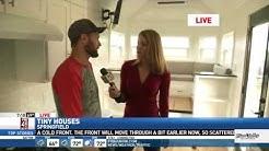 Ohio Tiny House Builder on Fox 45 Dayton Morning News!