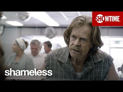 'I'm Retiring!' Ep. 11 Official Clip | Shameless | Season 8