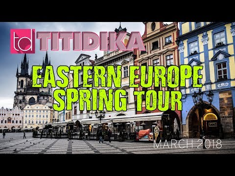 JalanBarengTitiDika: 9 Countries Eastern Europe Spring Tour March 2018