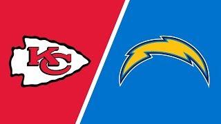 NFL Picks (11/18/19) Kansas City Chiefs vs Los Angeles Chargers