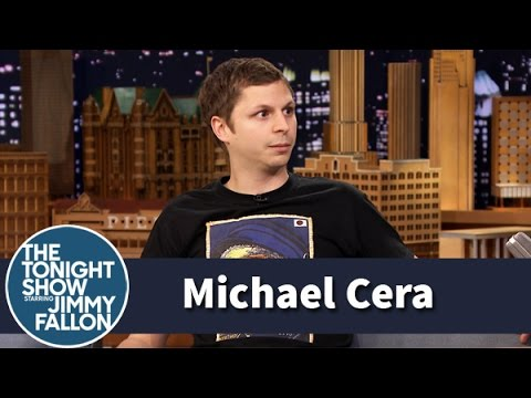 Thumbnail: Jimmy Freaks Out on Michael Cera over Mario Kart