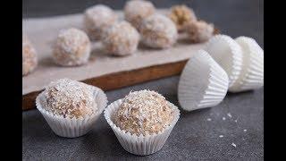 Keto Collagen Walnut Energy Balls Low Carb Snack Recipe