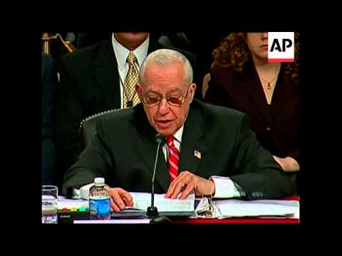 Att Gen asked about waterboarding as form of torture
