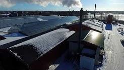 Kasvihuoneen lämpökeskus 2,5 MW Närpiö
