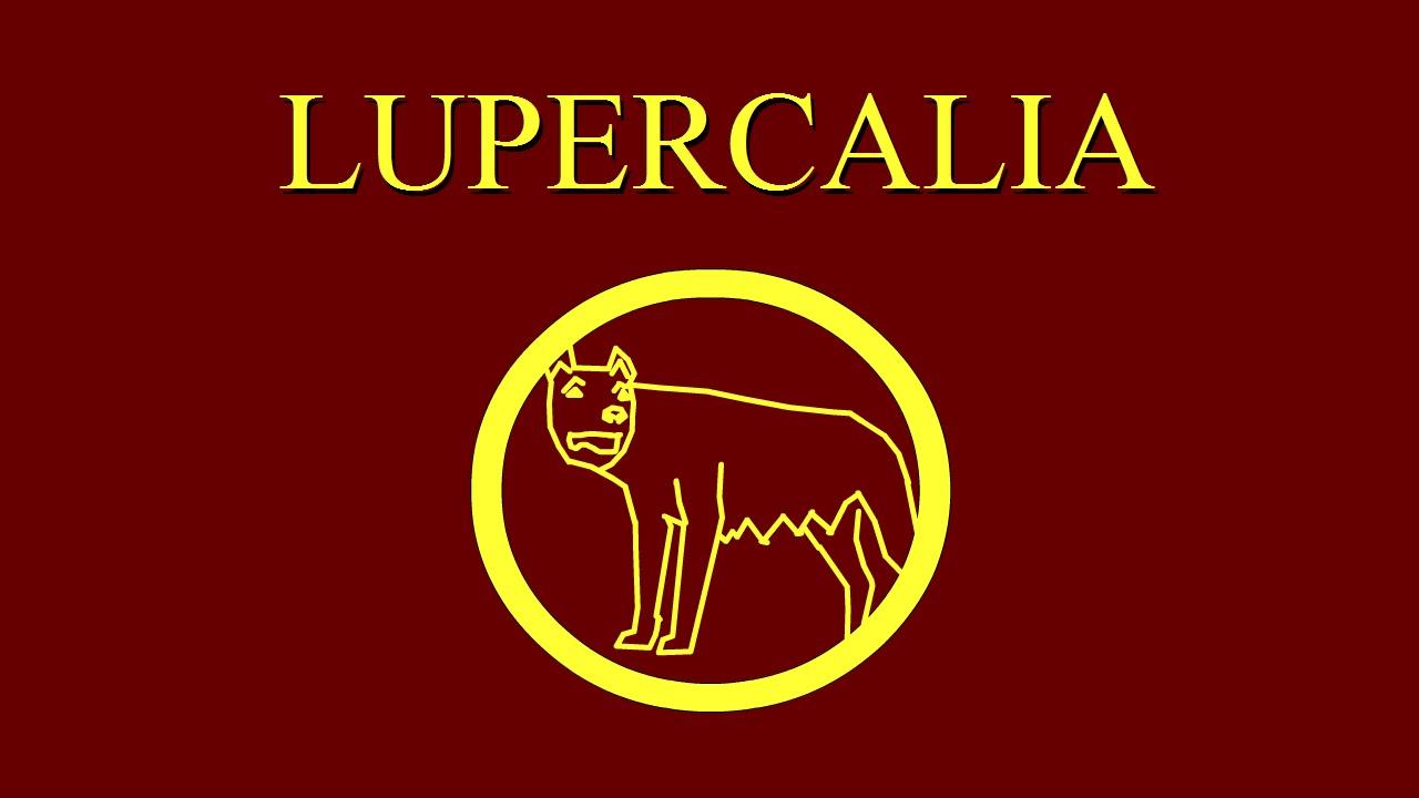 Lupercalia - YouTube