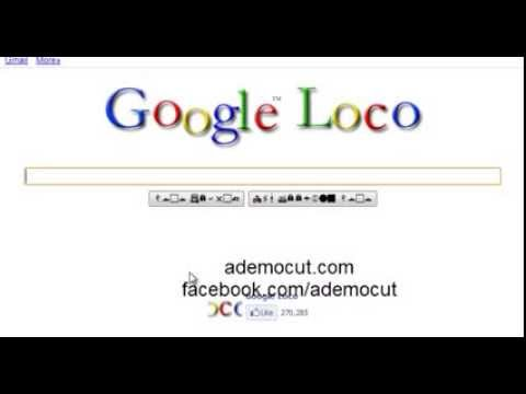 Google Loco - Adem ÖCÜT