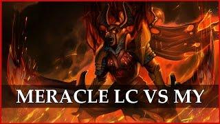 FD.Meracle- Legion Commander vs MY @ The Summit 2