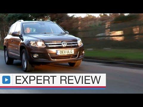 VW Tiguan SUV expert car review