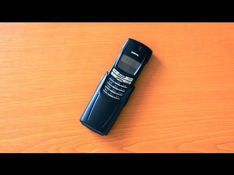 Blast from the past: Nokia 8910i