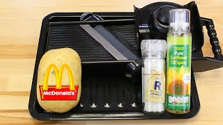 How to make McDonald's French Fries at Home!