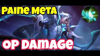 Now Paine Meta!! Why so OP Damage!!!