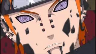 Repeat youtube video Naruto vs Pain - Time Of Dying