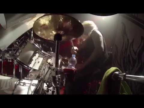 BEHEMOTH@As Above So Below-live in Cracow 2014 (Drum Cam)