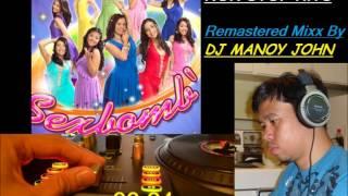 DJ Manoy John - Sexbomb Girls Non Stop Hits