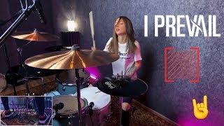 I Prevail - Paranoid - Drum Cover