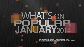 Teaser POPULAR Magazine January 2014 Music & Party EditionHD