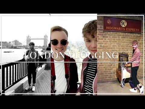 London Vlog - Sky Garden and Harry Potter Tour
