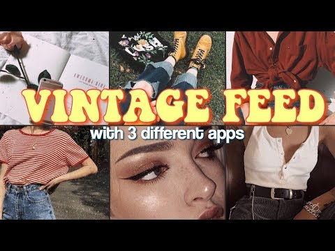 Download How To Achieve A Warm Vintage Instagram Feed Using
