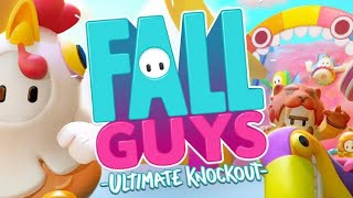 FALL GUYS LAUNCH STREAM - Full Game