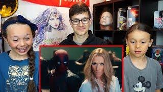 Céline Dion - Ashes REACTION!!! (Deadpool 2 Soundtrack)