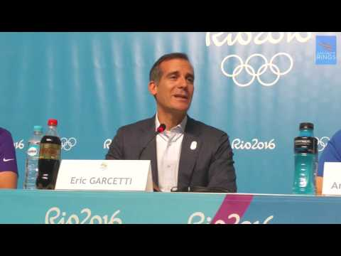 LA 2024 Weighs in on the U.S. Presidential Election