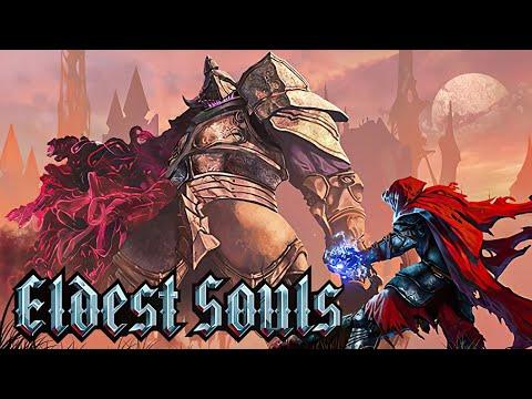 Eldest Souls   GamePlay PC  