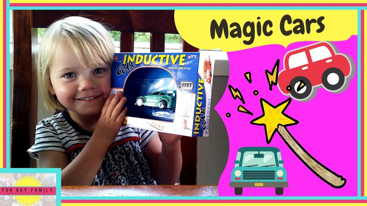 INDUCTIVE CARS TOYS, DRAWING CAR SET, DRAW YOUR OWN RACE TRACK, CARS ...