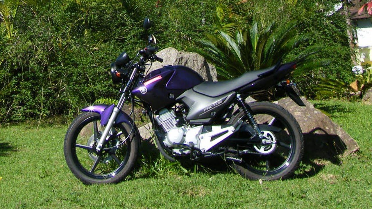 moto yamaha 125 e boa