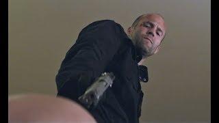 杰森斯坦森主演的动作电影:被劫匪同伙背叛后,独自一人展开复仇