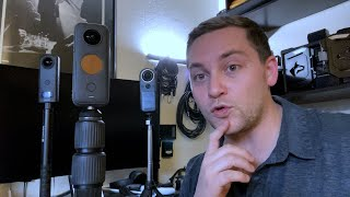 INSTA360 ONE X2! 360 Camera - First Review!