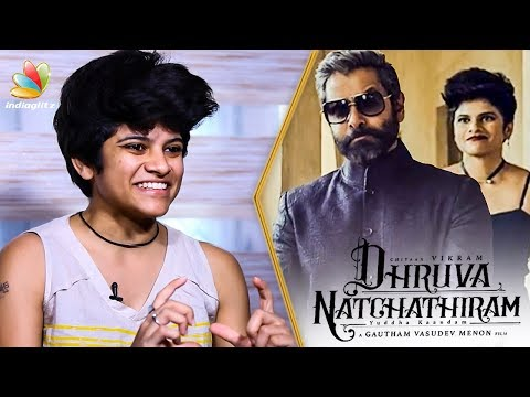 Chiyaan Vikram, a funny Prankster : Interview with Actress Maya | Dhruva Natchathiram 2018