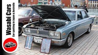 Metallic Blue, 1970 Toyota Crown MS50 - 1JZ Engine Swap