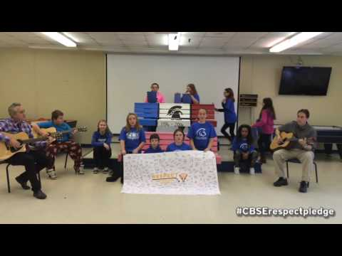 CBSE - T.L. Sullivan Middle School RESPECT PLEDGE