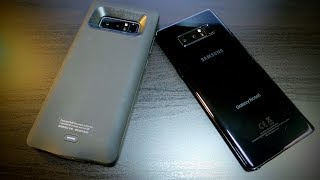 Samsung Galaxy Note 8-How to Unlock Carrier Blocked Features on