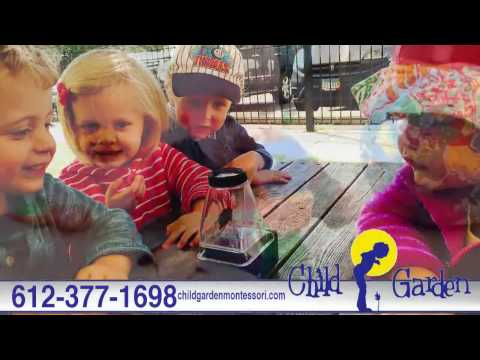 Child Garden Montessori & Day Care | Infant, Toddler & Preschool Classes | Minneapolis, MN