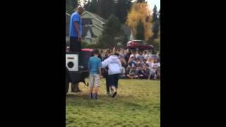 Chase middle school ice bucket challenge