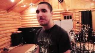 """Battlecross """"Rise to Power"""" behind the scenes #3 – Drums Part 2"""