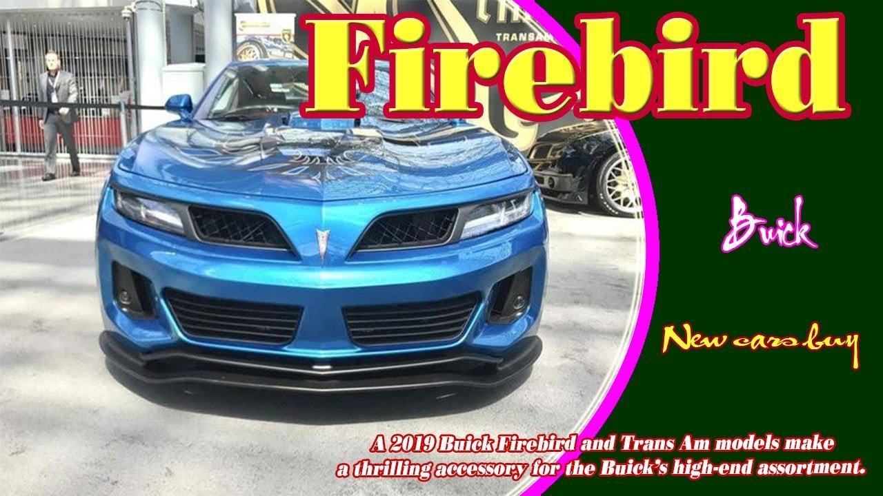Jonesgruel: 5 Buick Firebird