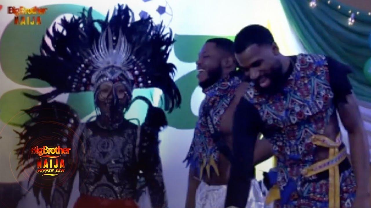 Bbnaija Independence Day Carnival With Housemates Video Bbnaija 2021 Season 6