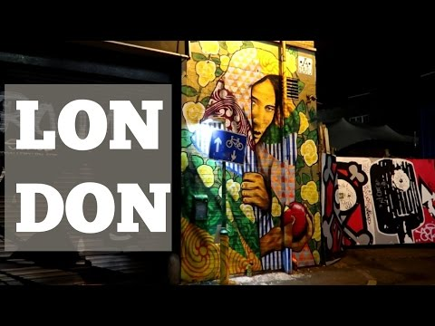 Vlog #2| Places to visit/Hangouts in London City- part 2