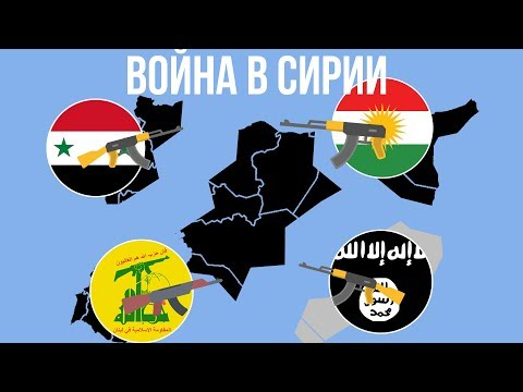 Почему началась война в Сирии ?