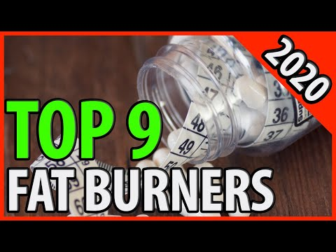 Best Fat Burner 2020 | TOP 9