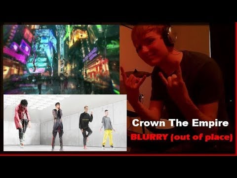 Crown The Empire - BLURRY (out of place) | NEW SONG 2019 | Logan Michels  Drum Cover