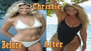 Christie Brinkley ♕ Transformation From 13 To 64 Years OLD
