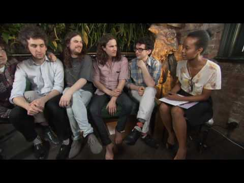 Video Hits Interviews MGMT
