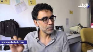 بالفيديو.. هاني خليفة لـ'صدى البلد': 'سكر مر' للجميع وليس للكبار فقط.. ولم تحذف منه أي مشاهد
