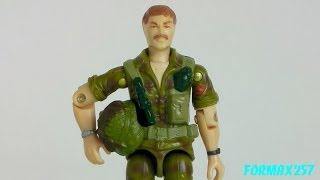 1985 Footloose (Infantry Trooper) G.I. Joe review